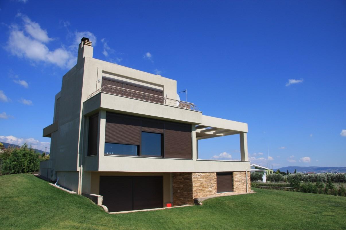 Μονοκατοικία, υψηλών προδιαγραφών, στο Πανόραμα