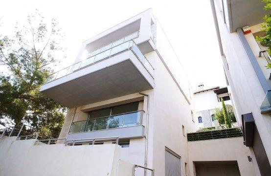 Μονοκατοικία πώληση, υπό κατασκευή, με ανελκυστήρα, Πανόραμα