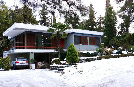 Μονοκατοικία, σε 1 επίπεδο, σε καταπράσινο περιβάλλον
