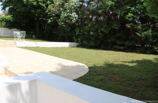 Μεζονέτα, γωνιακή, ανεξάρτητη, άψογη διαρρύθμιση, κήπος 380 τ.μ. Πανόραμα