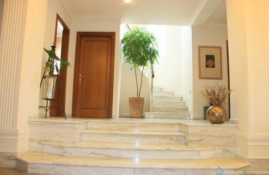 Μονοκατοικία , υψηλή ποιότητα κατασκευής, αίσθηση ισορροπίας, 1020μ. οικόπεδο,Πανόραμα